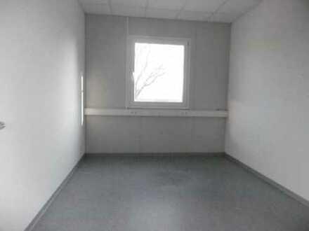 kleines gemütliches Büro mit 2 Räumen, Flur, moderne WC-Anlage