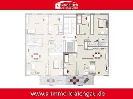 Moderne 4-Zimmer-Neubauwohnung!