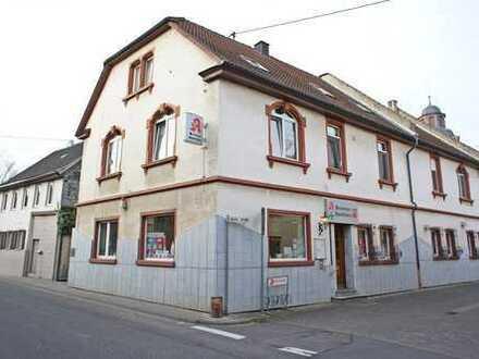 3-Zimmer-Wohnung mit Terrasse und EBK in Wallertheim