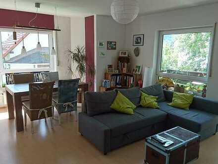 Nähe Gelnhausen, 2-Zimmer Wohnung, EBK, Balkon, 645 €, Garten