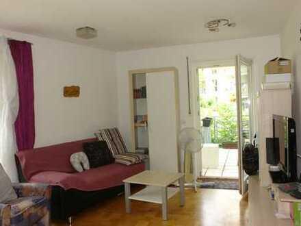 Rentner only!!! Ab 60 Jahre und älter!!! 2-Zimmer-Wohnung mit Einbauküche und Balkon in Leonberg