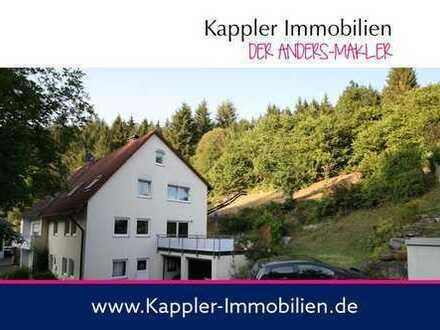 Gepflegte Niedrigenergie-Doppelhaushälfte mitten im Grünen I Kappler Immobilien