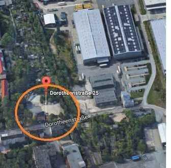 Gewerbegrundstück zur Projektentwicklung in Zwickau-Pölbitz