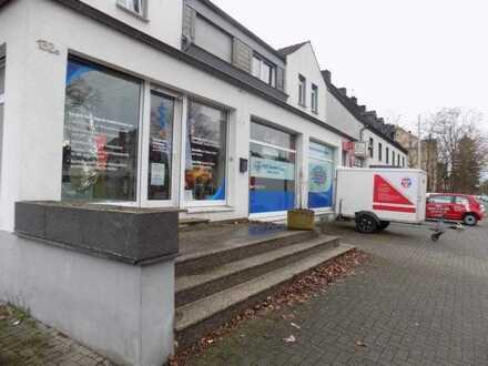 Ladenlokal in guter Lage im Hammer Osten mit Schaufensterfläche und eigenen Stellplätzen ab 1. März