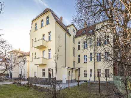 Willkommen daheim - 3 helle Zimmer - gut geschnitten - Berlin-Karlshorst - bezugsfrei ab 10/2022
