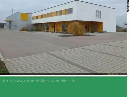 Büro-, Produktions- und Lagergebäude südlich von Donauwörth!