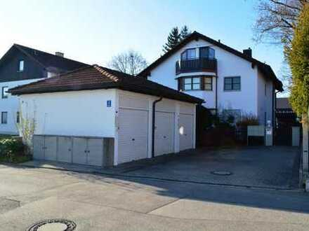 Garching! 2-ZKB Wohnung im 1. Obergeschoss mit Balkon, Keller u. Duplex-Stellpla. in ruhiger Lage!