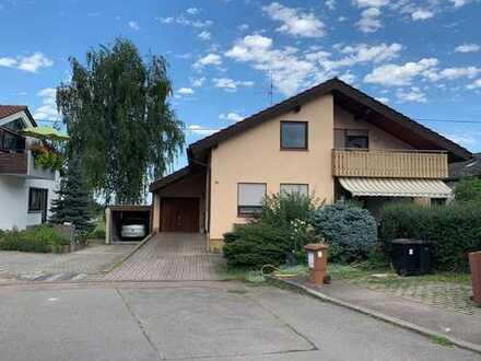 Gepflegte 3-Zimmer-Wohnung mit Balkon und EBK in Filderstadt-Sielmingen
