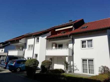Sonnige 4-Zimmer Dachgeschosswohnung am Stadtrand von Wangen
