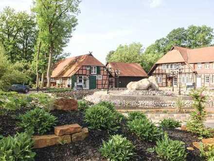 Stilvolle Fachwerk-Doppelhaushälfte in der Wedemark