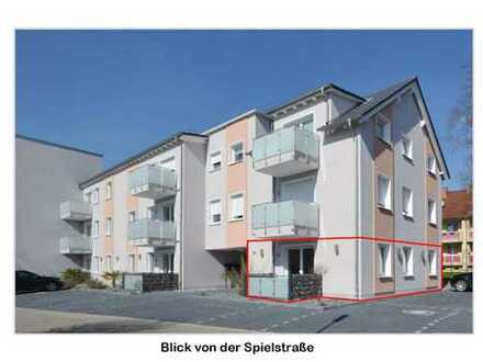Erstbezug mit EBK und Balkon: freundliche 2-Zimmer-Erdgeschosswohnung in Dortmund-Derne