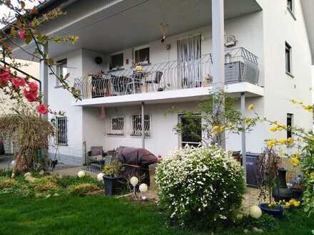 Großzügige Erdgeschosswohnung mit gemütlicher Terrasse