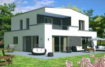 Bonn-Ückesdorf - tolles Grundstück mit Architektenhaus