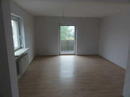 Moderne 3-Zimmer Wohnung mit tollem Balkon und Aussicht in Neresheim