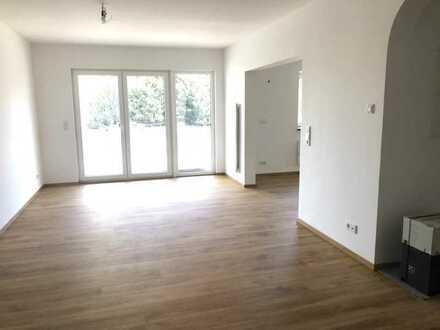 Ansprechende 3-Zimmer-Erdgeschosswohnung mit Balkon in Hohestadt