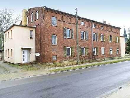 überwiegend vermietetes Mehrfamilienhaus