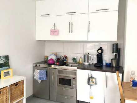 Zentral, clever und modern: 1-Zimmer-Apartment mit Balkon in der Weststadt Heidelbergs