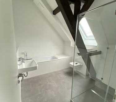 Exklusive Maisonettewohnung im kernsanierten Hofgut mit Haus-in-Haus Charakter