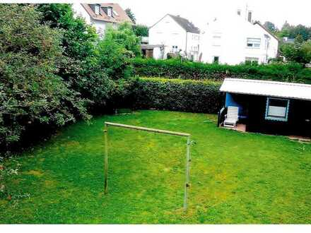 Grundstück bebaubar mit Einfamilienhaus