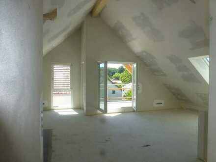 Erstbezug, loftartige 5 1/2 Zimmer-Maisonette-Wohnung in Wessling