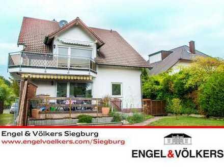 Engel & Völkers: Maisonette in naturnaher Ortsrandlage !