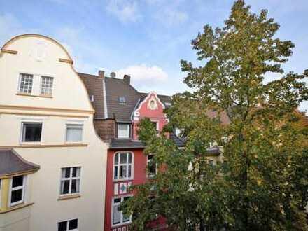 In Bredeney ganz oben! 3½ -Raum-Eigentumswohnung mit Dachterrasse und Ausbauoption