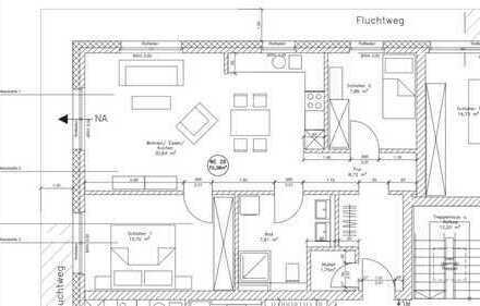 430 €, 70 m², 3 Zimmer