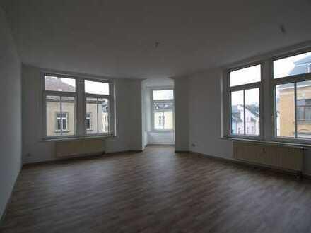 Schöne 3-Wohnung mit Balkon im Zentrum