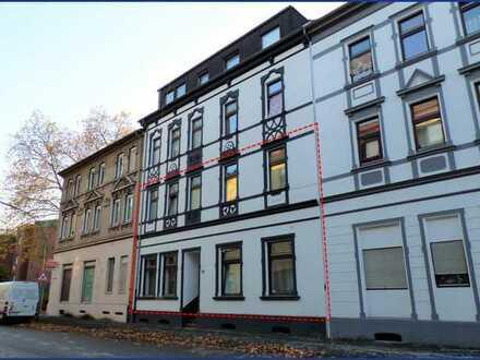 Vier Eigentumswohnungen in Gelsenkirchen-Feldmark