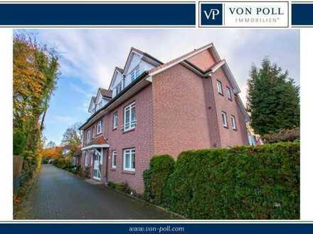 Hochwertige und renovierte Erdgeschosswohnung in Deichhorst bester Lage