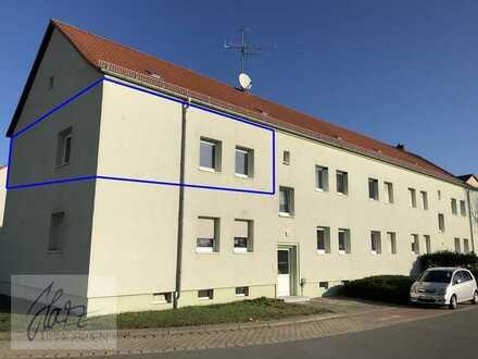 Die Gelegenheit! Frisch sanierte 3-Zimmer-Wohnung in Röderau!