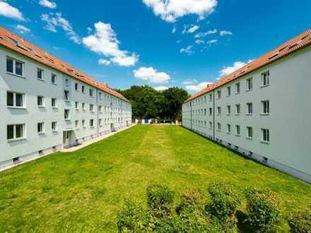 4-Raum Familienwohnung in Lobstädt mit Balkon