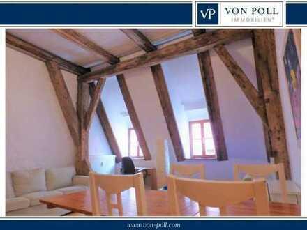 Möbliertes 1-Zimmer-Appartement im Herzen von Nördlingen
