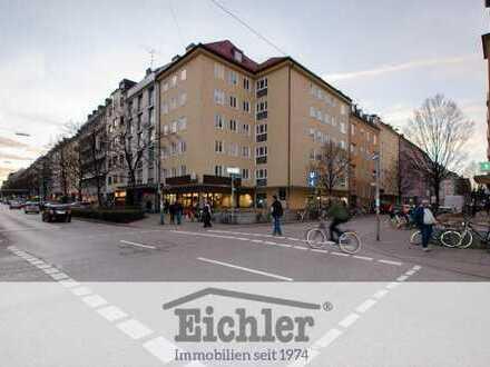 EICHLER IMMOBILIEN: Zwei nebeneinanderliegende Läden in frequentierter Lauflage