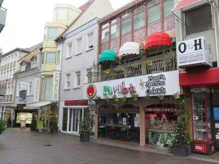 453 m² große Gewerbe- Wohnimmobilie in Wormser Innenstadt-mit Genehmigung zur zweifachen Aufstockung