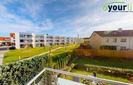 Neuwertige 3-Zimmer-Wohnung in Neugablonz