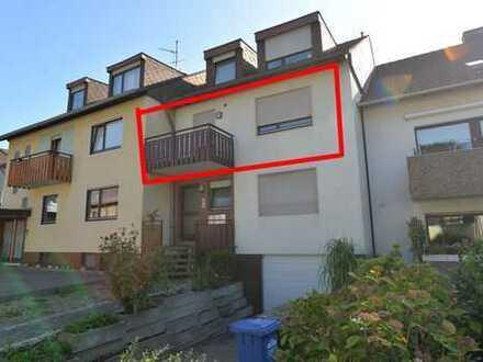 Vollständig renovierte 2,5-Zimmer-Wohnung im 1.OG mit 2 Balkonen in Essen