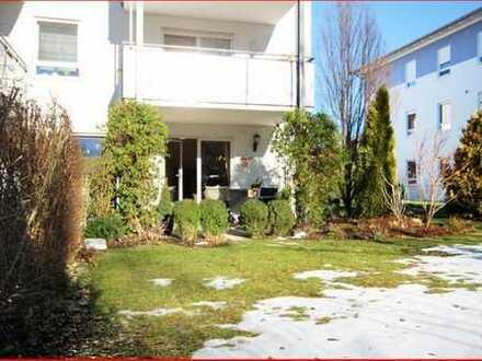 Schicke EG-Wohnung mit Garten!