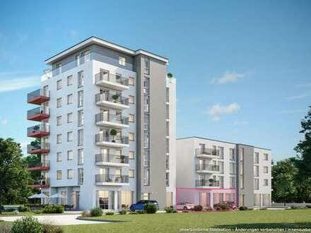 Gewerberäume in Zentraler Lage mit Fensterfronten in guter Lage von Künzelsau| GE 1