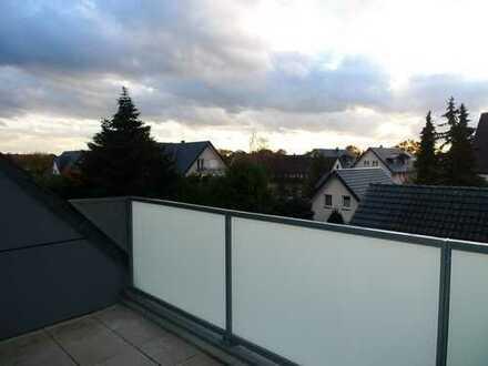 Attraktive 2-Zi-Neubauwhg. im Dachgeschoss mit sonniger Loggia in Gütersloh