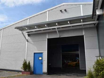 Vielseitig nutzbares Gewerbeobjekt mit Büro-, Lager-/Handelsfläche und Freifläche in Oberderdingen