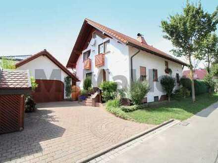 Großzügig, stilvoll und charmant - EFH mit Garten, Terrasse und Einliegerwohnung in Worms-Heppenheim