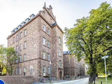 Urbane Penthouse-Maisonette in den Turley Barracks