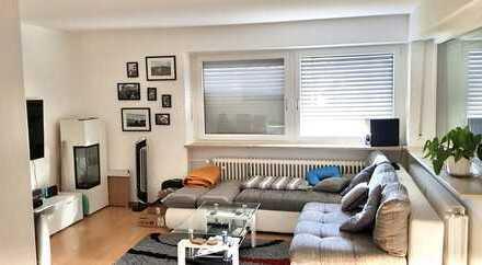 Altstadtnah - großzügige 2 Zi Whg mit Wohnküche u. Balkon