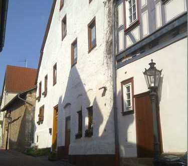 Fachwerkstadthaus in Gelnhausen