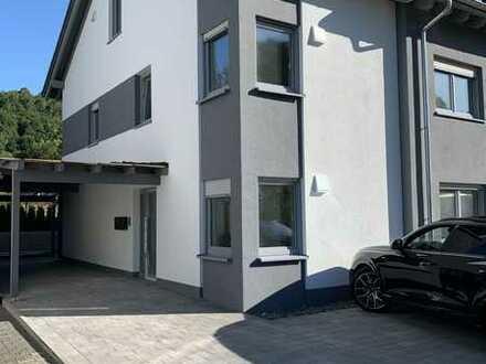 Erstbezug mit EBK: ansprechende 5-Zimmer-Maisonette-Wohnung in Kirn