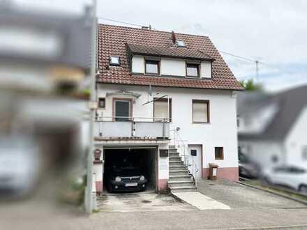 Charmantes Zweifamilienhaus in attraktiver, ruhiger Lage