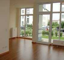 2 Zimmer Erdgeschosswohnung mit Garten