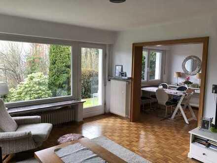 Schöne Wohnung mit Terrasse und Garten - PROVISIONSFREI
