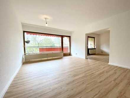 3 Zimmer-Wohnung mit Einbauküche, Balkon & TG-Stellplatz in Offenbach-Westend, am Dreieich-Park
